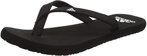 adidas Damen Eezay FLIP Flop Badeschuhe, Schwarz (Core Black/Footwear White/Core Black 0), 39 EU