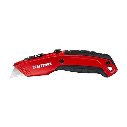 CRAFTSMAN Utility Knife, Twin Blade (CMHT10929)