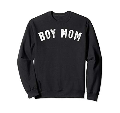 Boy Mom Gifts For Mother From Son Best Mama Quotes Dress Sweatshirt