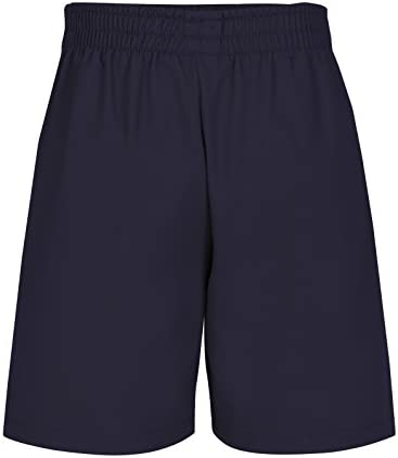 CLASSROOM Big Boys Uniform Pull On Husky Short Dark Navy 10 product image