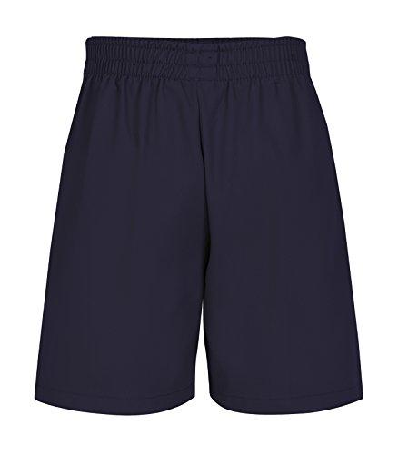 CLASSROOM Big Boys' Uniform Pull-On Short, Dark Navy, 8