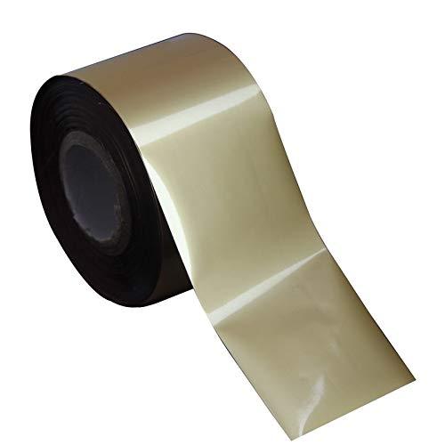 D'Ongle Autocollants Transfert 120m * 4 cm Nail Foil Roll Decals Transfert Nail Art Autocollant Adhésif Full Wrap DIY Nail Outils Décoration d'ongle Manucure