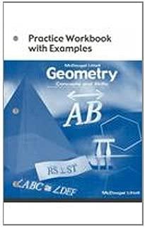 Best mcdougal littell geometry test answer key Reviews