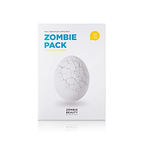 SKIN1004 Zombie Pack - Wash off Face Mask for...