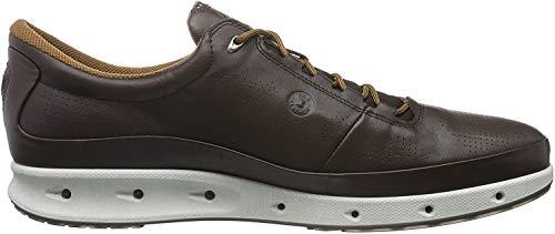 ECCO Cool Men's, Zapatillas de Deporte Exterior para Hombre, Marrón (MOCHA1178), 42 EU