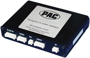 Pacific Accessory Corp VCI-NIS/AV Navigation & Video Interface