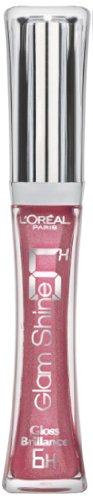 L'Oréal Paris Glam Shine 6H Lipgloss, 200 Mauve