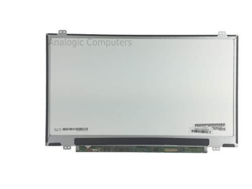 Analogic 35,6 cm LED HD Display LCD Panel AG Ersatz für Toshiba Satellite C40-C-10Q