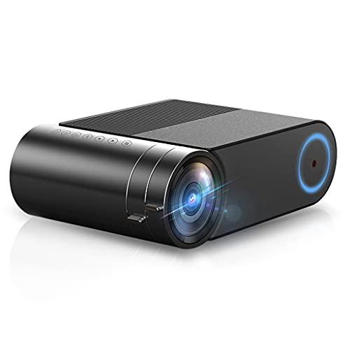 SGZYJ Mini proyector YG420 LED de Video portátil Nativo 720P para 1080P Proyector...