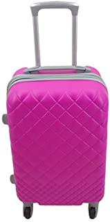 Hardside Spinner Luggage - 20-Inch, Carry-On Hot Pink
