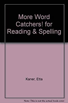 More Word Catchers! for Reading & Spelling - Book  of the Word Catchers!