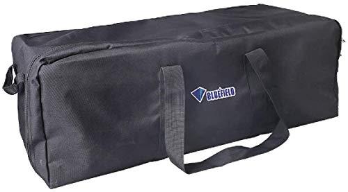 TRIWONDER Borsone da Viaggio, Borsoni Grandi 55 L 100 L 150 L, Boston Bag Impermeabile per Valigie Bagagli Viaggio Aereo Campeggio Escursionismo (Nero, 100L)