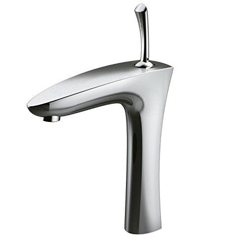 NEG Armatur Daphne No.35H (hoch/chrom) Waschbecken/Waschtisch Einhebel-Mischer