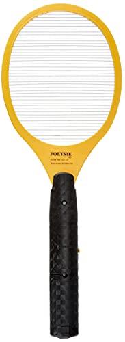 Foetsie LC-11 elektrischer Fliegenfänger/Mückenbekämpfer Schwarz/Gelb