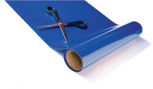 Aidapt VM986AB Tenura Anti-Rutsch-Folie 1 m x 30cm, Blau