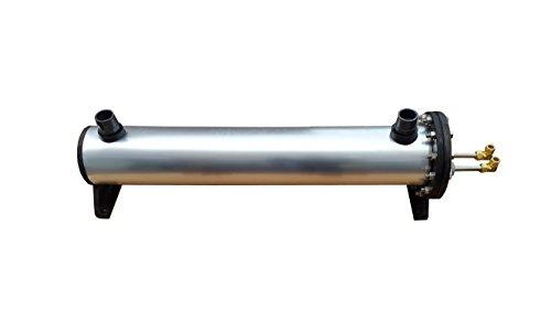 Titanio intercambiador de calor – fabricado en Inglaterra