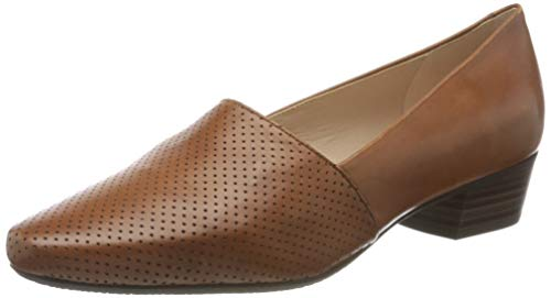Gerry Weber Shoes Damen Pistoia 01 Slipper, Braun (Cognac 370), 40 EU