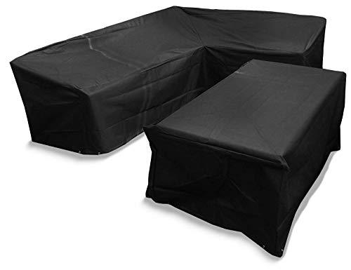 Bosmere Schutzabdeckung für Gartenmöbel-Set, L-Form