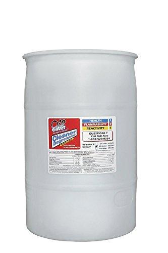 Oil Eater Cleaner Degreaser, Water-Based, 55 Gal