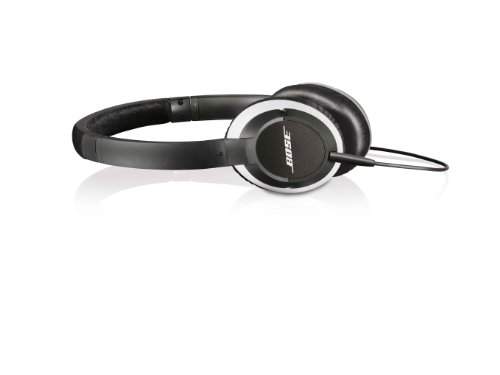 Auriculares para audio Bose® OE2, color negro