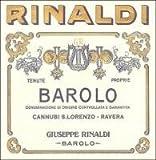 Barolo Tre Tine Giuseppe Rinaldi 2012
