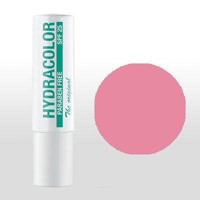 HYDRACOLOR Lippenstift 37, Rose Blue, perfekt pflegender Lippenstift mit hohem Lichtschutzfaktor, frei von Parabenen und Glycerin