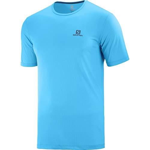 Salomon Agile Herren Training T-Shirt zum Laufen Wandern