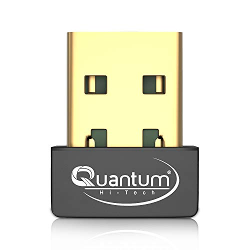 Quantum QHM600 USB Wireless Wi-Fi Adapter (Black)