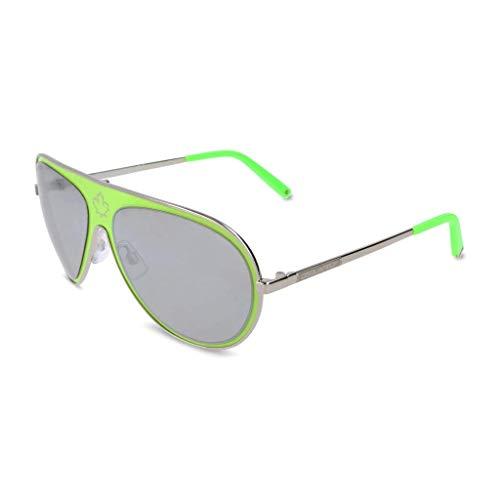 Dsquared DQ0104 95C -59 -15 -140 D Squared Sonnenbrille DQ0104 95C -59 -15 -140 Aviator Sonnenbrille 59, Grün