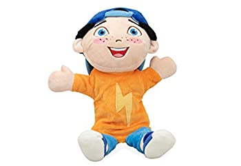 VIPKID Official Mike Hand Puppet and Teaching Prop