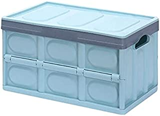 Lpiotyucwh Paniers et Boîtes De Rangement, Boîte à bacs de rangement empilable, boîte de paniers de rangement rectangle, p...