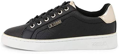 Guess Beckie Frauen Schwarze Sneakers-UK 8 / EU 41