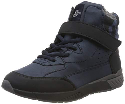 s.Oliver Herren 5-5-46107-23 Hohe Sneaker, Blau (Blue Comb 816), 40 EU
