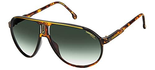 Carrera Gafas de Sol CHAMPION65/N Havana/Green Shaded 62/12/130 unisex
