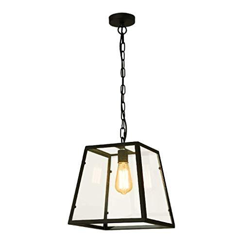WEM Candelabro, American Village Globe Vela de hierro Satélites Lámpara de candelabro Retro 8 luces E14 Luces ajustables Colgante para techo para cocina Restaurante Comedor,L