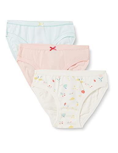 Petit Bateau 5999900 Underwear, Multicolor, 8 Ans Girls