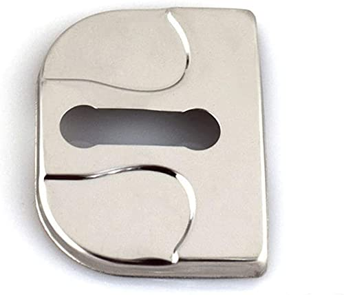 4 Unids Cubierta de la Cerradura de la Puerta del AutomóVil, para Suzuki grand Acero Inoxidable Car Styling Proteccion Accesorios Cubierta Antioxidante