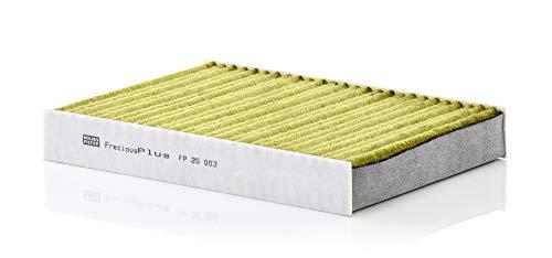 Original MANN-FILTER Innenraumfilter FP 25 003 – FreciousPlus Biofunktionaler Pollenfilter – Für PKW