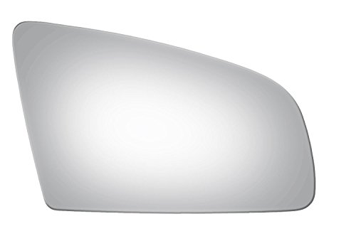 Burco 5151 Convex Passenger Side Power Replacement Mirror Glass for 2005-2008 AUDI A4, 2006-2008 A6, A6 QUATTRO, S4, S6