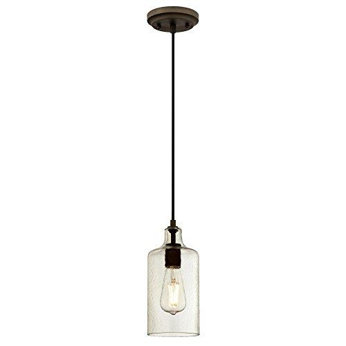 Westinghouse Lighting 6328900 One-Light Indoor Mini Pendant,...