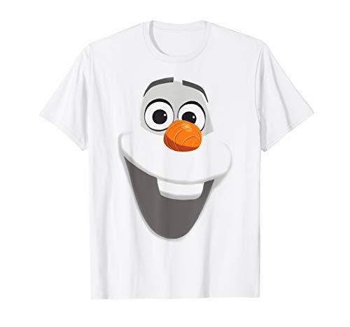 Disney Frozen Olaf Large Face Portrait T-Shirt