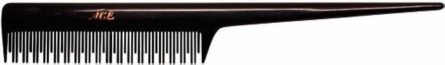 野菜徒歩でガラスGoody Ace Comb, Curl/Teasing, Black [並行輸入品]