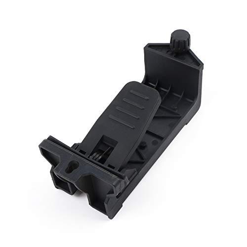 Nivel láser y soportes/abrazaderas, producto sólido de EE.UU. (soporte)