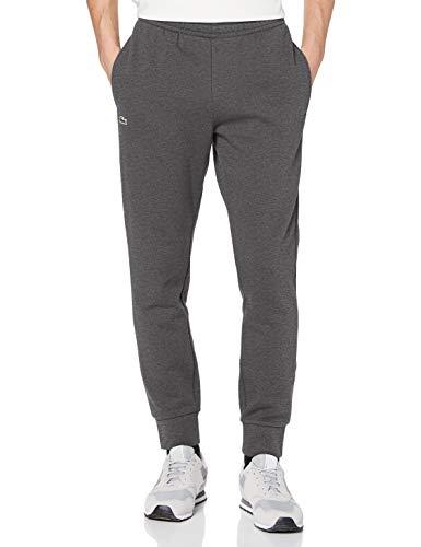 Lacoste Sport Herren XH9507 Sportswear-Set, Grau (Bitume Chine), Medium (Herstellergröße: 4)