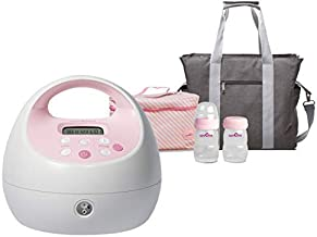 Spectra Baby USA S2 Plus Pump - with Tote and Pink Cooler