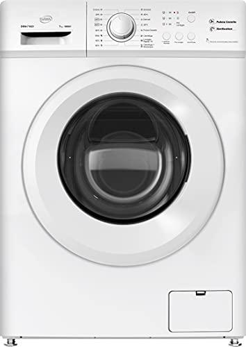 Daya, lavatrice DSW-71021 a carica frontale, 7 kg, 1000 giri, classe energetica F