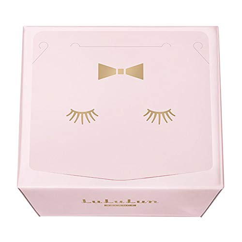 Lululun Face Mask New 42pcs - Pink - Acacia Honey