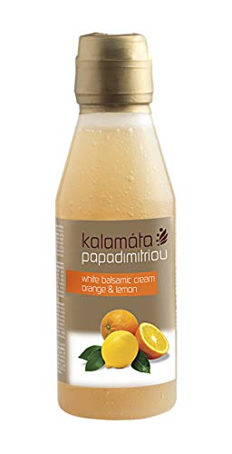 Balsamico Creme Orange Zitrone Griechenland