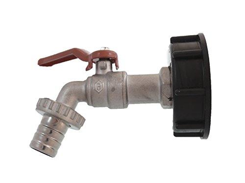 IBC Wassertank-Zubehör, Kugel Auslaufventil mit Hebel 3/4