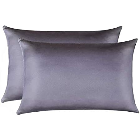 Pillow Case Pair 2X Luxury Cotton Pillow Covers 150 TC Matching Sheet Pillowcase
